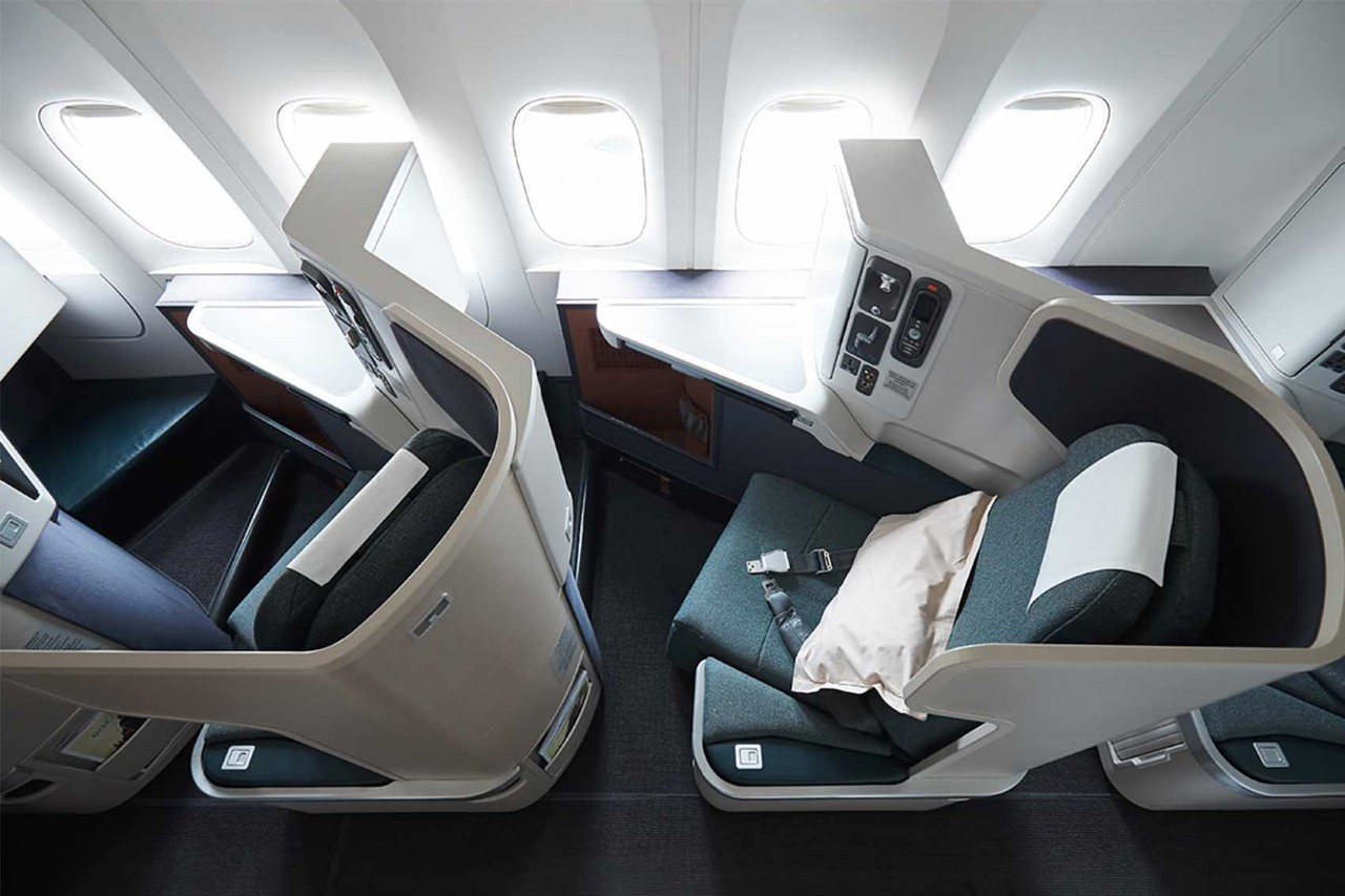 Cathay Pacific 4